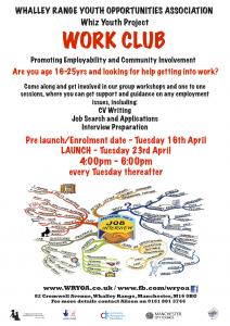 Work Club flyer April 2013